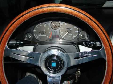 My Nardi Steering Wheel Install On Miata Mx 5 Youtube