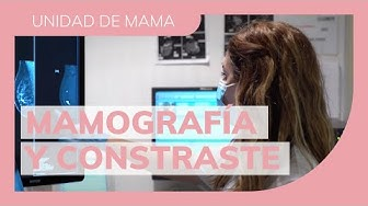 Imagen del video: SALUD: Mamografía 3D con contraste, ¿en qué consiste?