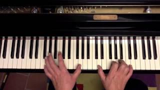 Tutorial Piano y Voz Ni Tu Ni Nadie (Alaska y Dinarama)