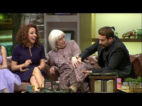Beyaz Show - Enis Arıkan'ın fenomen annesinden sürpriz!
