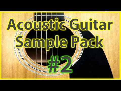 Free Acoustic Guitar Sample Pack 2