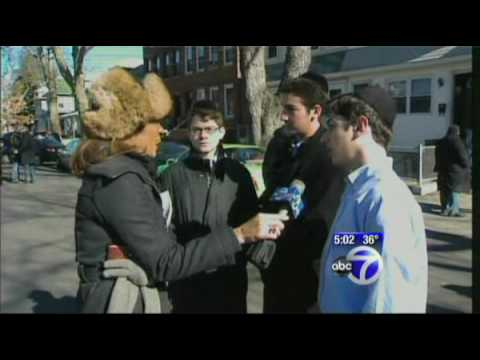 Evacuated students save woman from burning home in Midwood Brooklyn