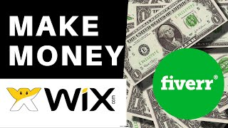 Make Money on Fiverr with WIX Services | Easy for Anyone! screenshot 4