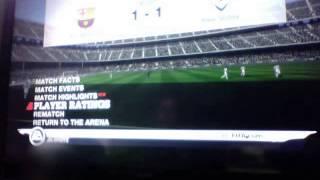 Copy of Copy of FIFA11 MATCH