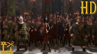 Brave (2012) - Suitor Contest (1) | HD
