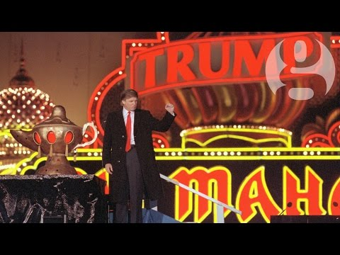 The Trump Taj Mahal is closing: did it make Atlantic City great? | US Election 2016