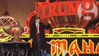 The Trump Taj Mahal is closing: did it make Atlantic City great? | US Election 2016