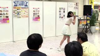 20140921 城田笑美 北海道アイドル祭り 2部 in ちとせモール.