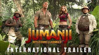 Jumanji | The game always finds a way - HD trailer - UPInl