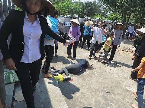 Chính quyền cưỡng chế, đập nát nhà thờ giáo xứ Đông Yên, Kỳ Anh, Hà Tĩnh