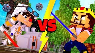 50x50 ДЖЕДАИ ПРОТИВ СИТХОВ! ДЕМ VS АИД! КТО СИЛЬНЕЕ? Minecraft JediCraft