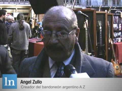 Se creó el primer bandoneón argentino de este siglo