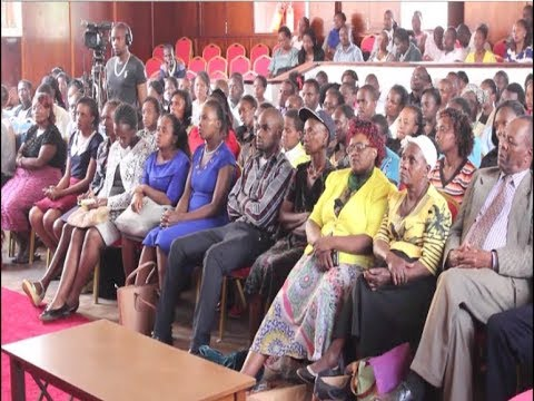 Murang'a county government launches voluntary community nursing services