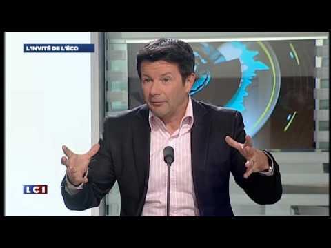 Denis Jacquet, président de Parrainer la croissance, défend l'auto-entrepreneur sur LCI