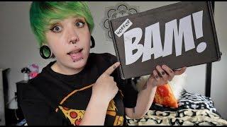 BAM Box Horror | October 2017