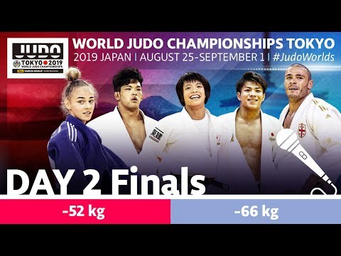 World Judo Championships 2019: Day 2 - Final Block