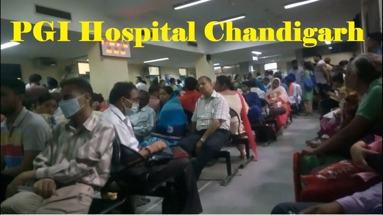 *** PGI Hospital Chandigarh ***