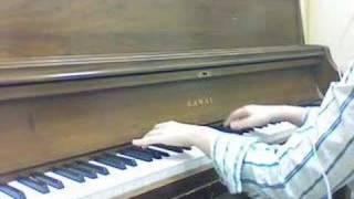 Caramelldansen - Piano