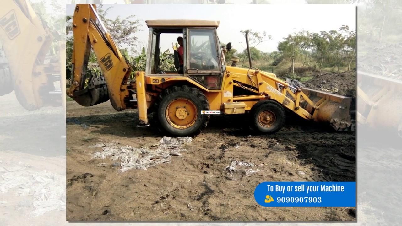 USED JCB sale in Odisha  salemymachine