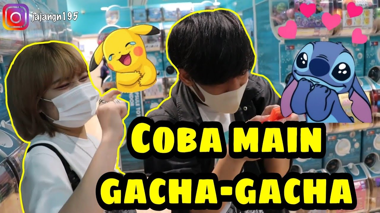 COBA MAIN GACHA-GACHA BARENG YUKI CHAN & YURI CHAN