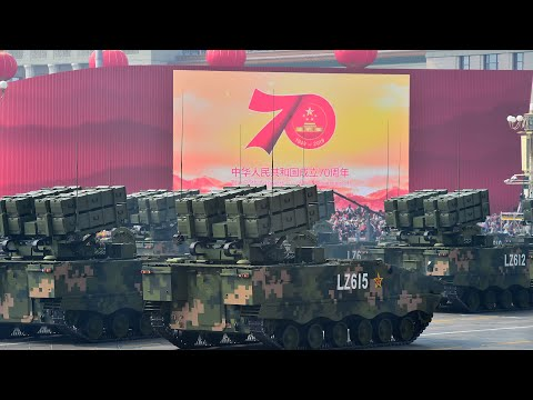 LIVE: China holds grand gathering, parade on 70th National Day