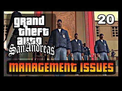 """HIGH PROFILE KIDNAPPING"" || #20 Management Issues || GTA SA GamePlay Mission || (Los Santos)"
