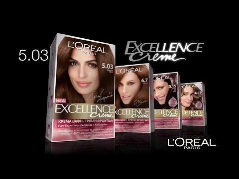 ОКРАШИВАНИЕ OnLine/L`OREAL EXCELLENCE Creme