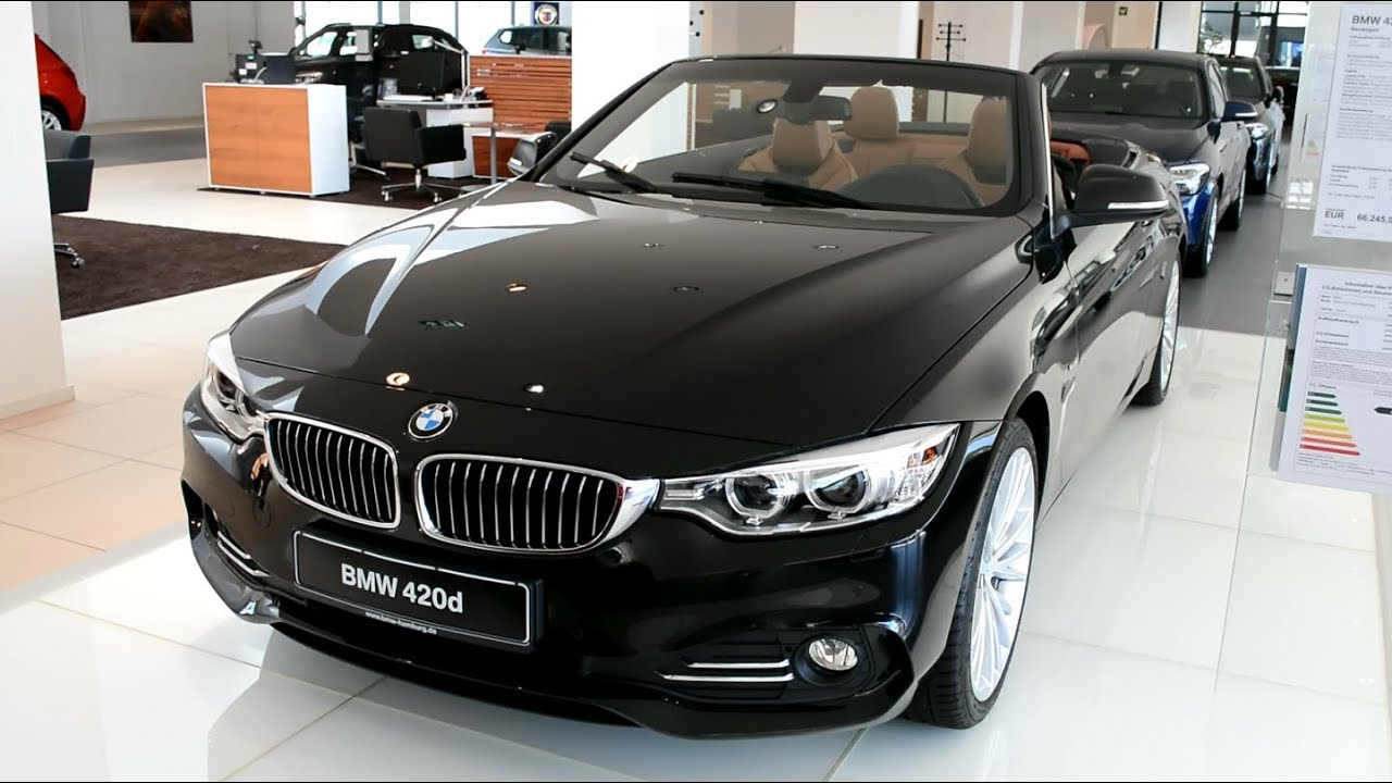 2014 new bmw 4 series 420d cabrio f33 youtube. Black Bedroom Furniture Sets. Home Design Ideas