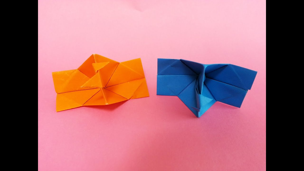 ������ ������� how to make a paper camera origami youtube