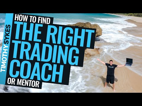 How to Find the Right Trading Coach or Mentor