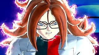 Android 21 Before DLC 10/Ultra Pack 2 In Dragon Ball Xenoverse 2 Mods
