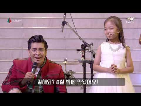 [#1 크리스마스 이야기, 첫번째] 성탄절의 의미, 임마누엘의 하나님! 8살 한국 아이의 캄보디아어 토크쇼 진행 (현지인 수준)