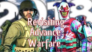 Revisiting Call of duty Advanced Warfare in 2018!