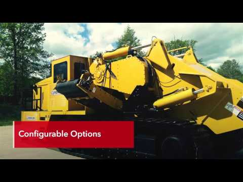 Trencor by American Augers