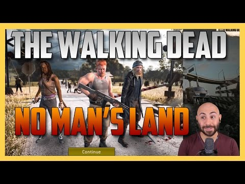 OP Squad in The Walking Dead - No Man