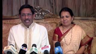 Datuk Seri Dr. S.Subramaniam Deepavali Wishes 2013