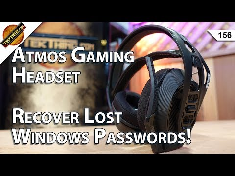 Plantronics RIG 800LX Atmos Gaming Headset, Best Wire Stripper, Recover Windows Password, Porgs!!!