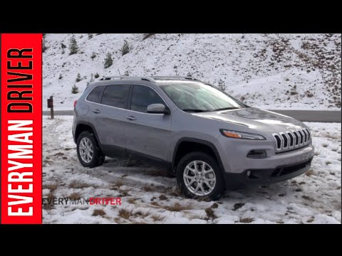 Review: 2014 Jeep Cherokee on Everyman Driver
