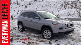 Jeep Cherokee European Version 2014 Videos