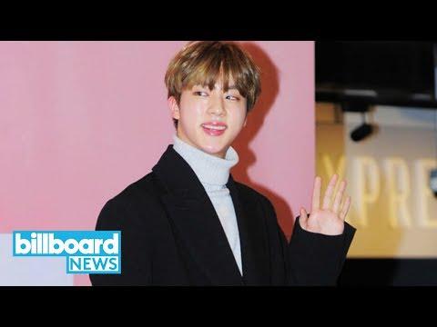 BTS' Jin: Get to Know the K-Pop Star | Billboard News