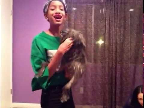 Rihanna - Diamonds - Cover by Willow Smith