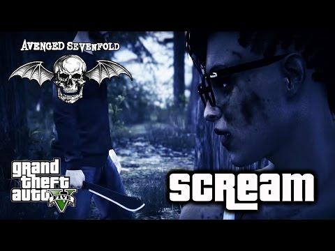 Avenged Sevenfold - Scream | GTAV Music Video