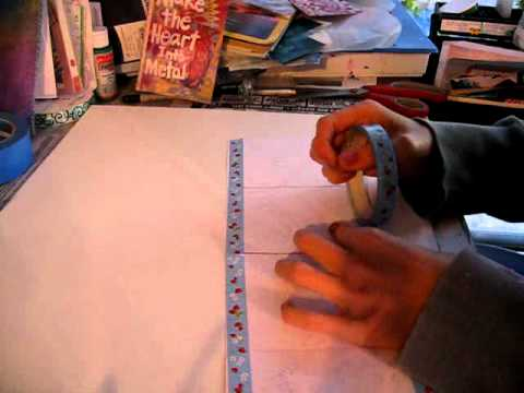 How to Make a Postcard Book of Secrets