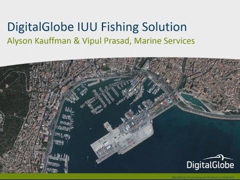 Demonstration Of DigitalGlobe InsightExplorer Marine Mapping Program & IUU Fishing Applications