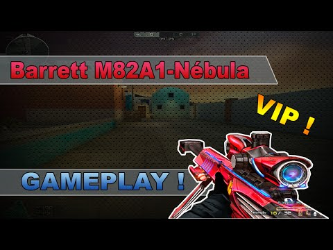 Crossfire - Gameplay #68 | Barrett M82A1-Nébula [VIP]