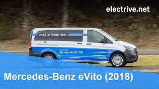 Mercedes-Benz eVito 2018 – Fahreindrücke von der Premiere