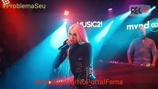 Pabllo Vittar: PROBLEMA SEU AO VIVO (LIVE)! Exclusivo Portal Fama!