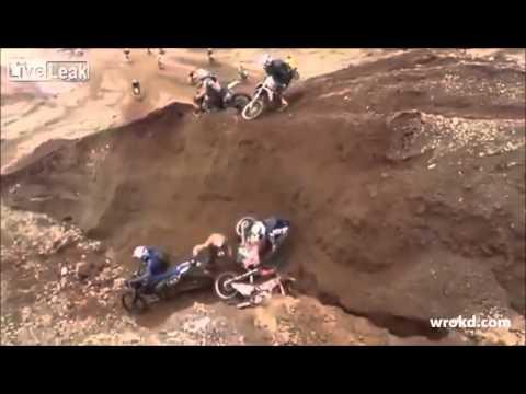 Worst Dirtbike Track EVER