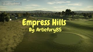 The Golf Club 2 PC Gameplay - Empress Hills - Great Course!