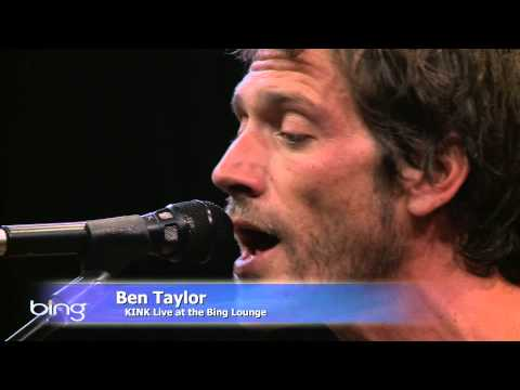 Ben Taylor - Wicked Way (Bing Lounge)
